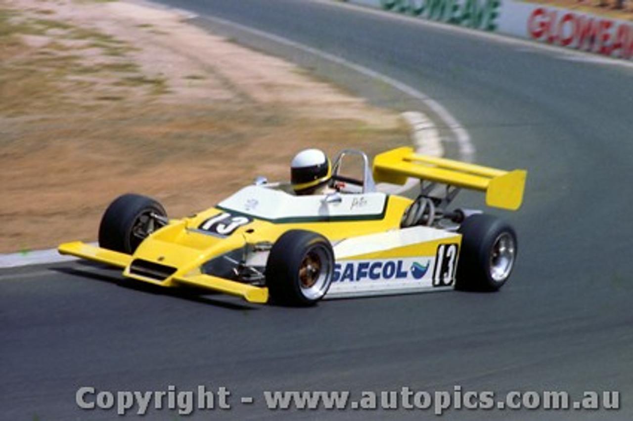 84507 - Peter Glover Cheetah MKV11 - Calder 29th April  1984  slightly out of focus
