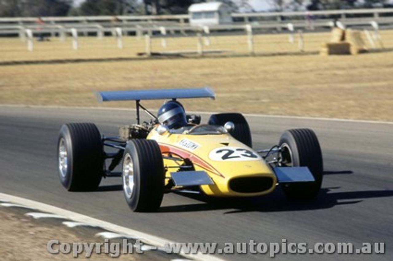 70579 - Ken Goodwin - Rennmax Ford T/C - Warwick Farm 1970