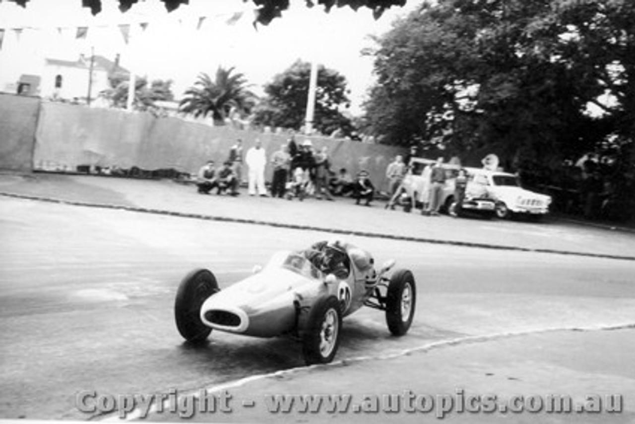 58541 - A. Miller - Miller Special -  Albert Park 1958 - Photographer Peter D Abbs