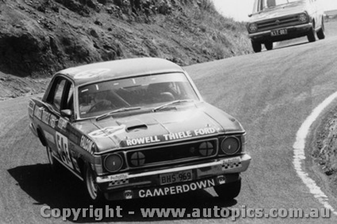 70801 - T Meehan - Ford Falcon - 1970 - Bathurst - Photographer Lance J  Ruting