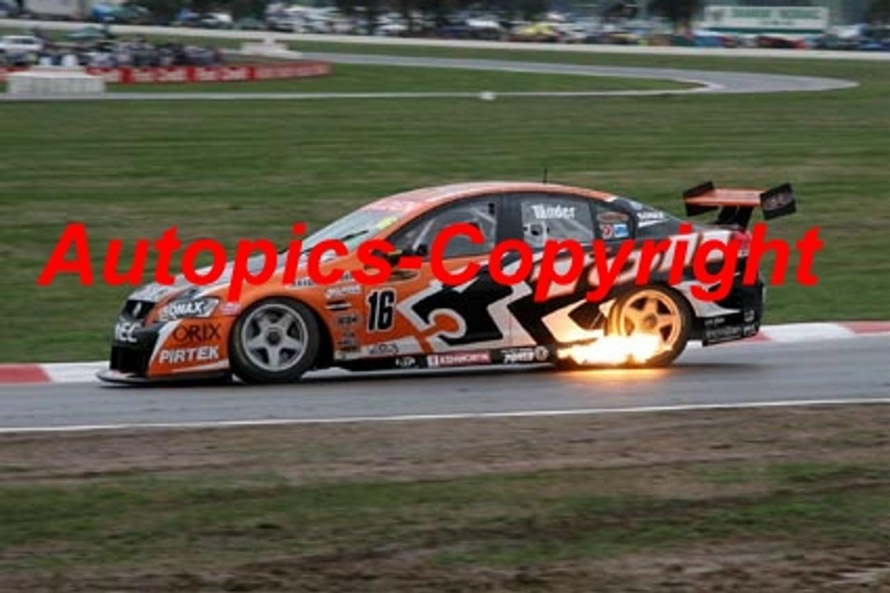 207008 -  Garth Tander - Holden Commodore VE - Winton 2007 - Photographer Craig Clifford