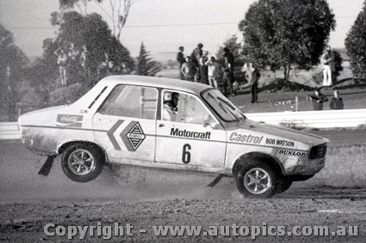 72976 -  B. Watson Renault - Calder Rallycross 1972 - Photographer Peter D Abbs