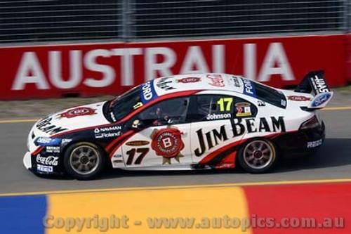 10010 - Steven Johnson Ford Falcon FG - Clipsal 500 Adelaide  2010 - Photographer Craig Clifford