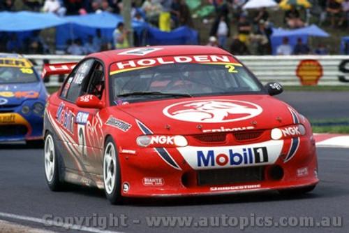 200720 -Y. Muller / J. Plato   Holden Commodore VT -  Bathurst FAI 1000 2000 - Photographer Craig Clifford