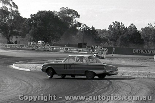 61535 - Wes Nalder Falcon XK  - Hume Weir - 13th March 1961 - Photographer Peter D Abbs