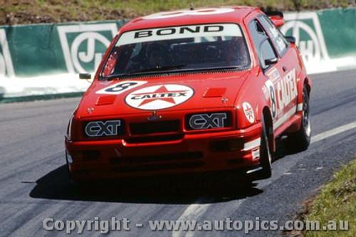 92737  - Colin Bond / John Smith - Ford Sierra RS500  -  Bathurst 1992 - Photographer Ray Simpson