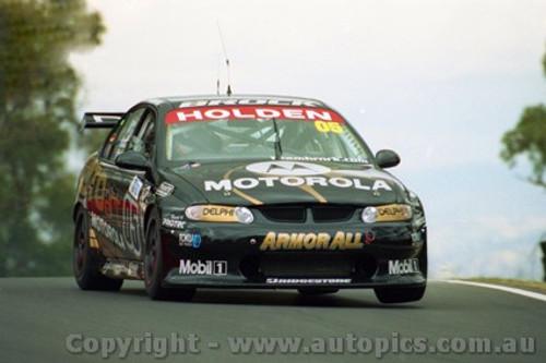 202721 - P. Brock & C. Baird Holden Commodore VX - Bathurst 2002 - Photographer Craig Clifford