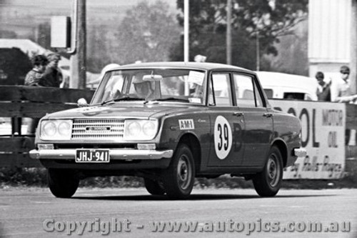 65763 - Des Kelly & Brian Reed  Toyota Corona   Bathurst 1965 - Photographer Lance J Ruting