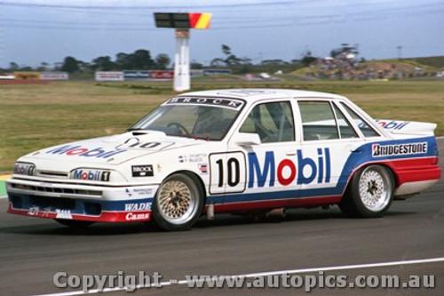87033 - N. Crompton & P. McLeod Commodore VL - Calder 1987  - Photographer Peter D Abbs