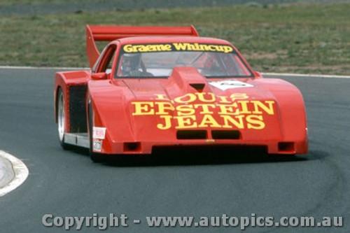 87034 - Graeme Whincup Chev Monza - Calder 1987  - Photographer Ray Simpson