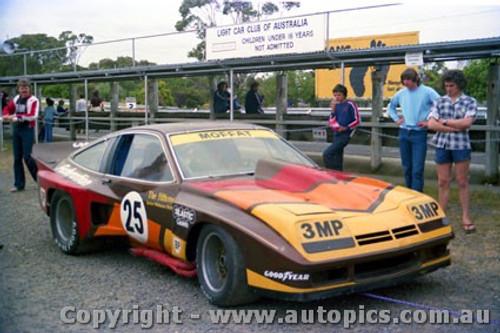 81047 - Allan Moffat - Monza  - Sandown 1981 - Photographer Peter D Abbs