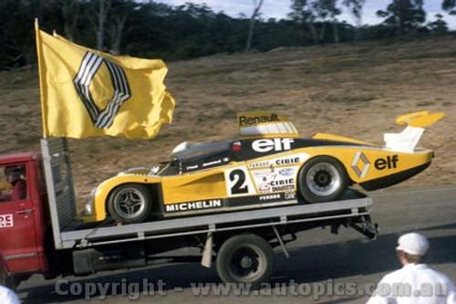 78414 -  Renault Alpine A443B - 1978 Le Mans Winner - Amaroo 1978 - Photographer Lance J Ruting