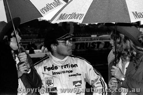 80063 - Allan Moffat - Marlboro Holden Dealer Team - Commodore VC Sandown 1980 - Photographer Peter D Abbs