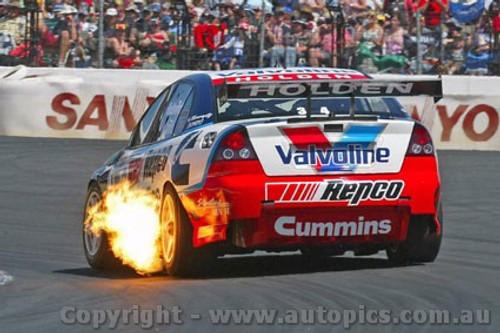 D. Canto / L. Holdsworth Holden Commodore VZ - Bathurst 2006