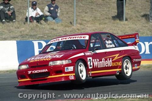 94731  -  M. Skaife / J. Richards   - Holden Commodore VP - Bathurst 1994 - Photographer Ray Simpson