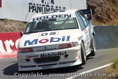 94736  -  P. Brock /  T. Mezera  - Holden Commodore VP - Bathurst 1994 - Photographer Ray Simpson