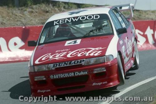94738  -  W. Gardner / N. Crompton - Holden Commodore VP - Bathurst 1994 - Photographer Ray Simpson