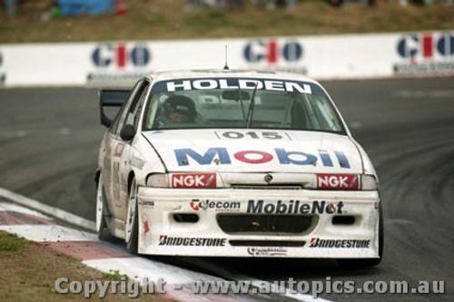 94739  -  B. Jones / C. Lowndes - Holden Commodore VP - Bathurst 1994 - Photographer Ray Simpson