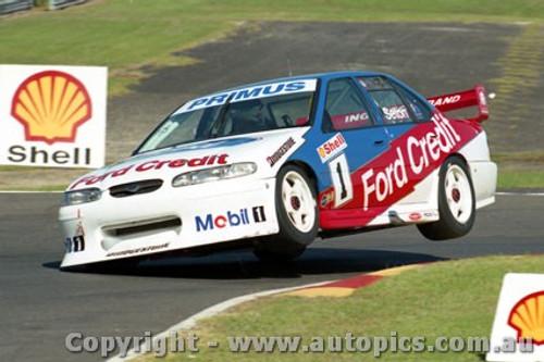 98003 - Glen Steon Ford Falcon EL - Sandown 1998 - Photographer Ray Simpson