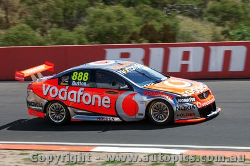 11001 - Jenson Button in Craig Lowndes Commodore - Bathurst 2011 - Photographer Jeremy Braithwaite