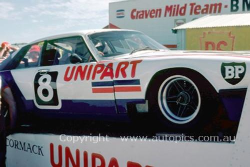 81056 - J. McCormack Jaguar XJ-S  - Adelaide  1981  - Photographer Peter Green