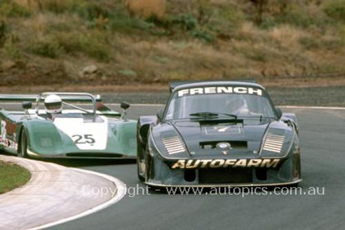87402 - Rusty French, Porsche - 1987 - Photographer Ray Simpson