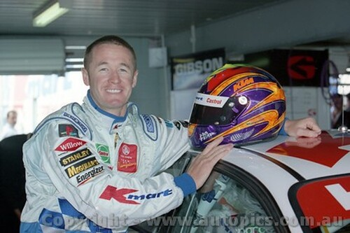 200144 - Greg Murphy 2000 -  Photographer Marshall Cass