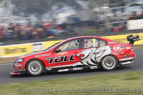 11702 - Garth Tander & Nick Percat - Holden Commodore VE -  Winner of the 2011 Bathurst 1000  - Photographer Craig Clifford