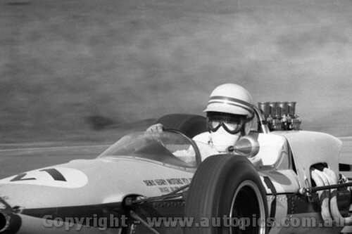 66611 - Allan Grice Elfin Ford - Oran Park 1966 - Photographer Lance J Ruting