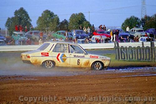 72985 - B. Watson Renault - Calder Rallycross 1972 - Photographer Peter D'Abbs