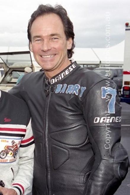 99301 - Barry Sheene - Queensland Raceway - 11th August 1999 - Photographer Marshall Cass