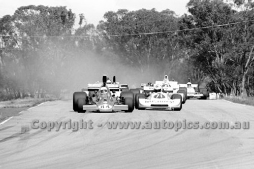 79629 - Alfredo Costanzo, Lola T430 & John Smith, Ralt TR1 -  Winton  Rose City 10,000 - 28th October 1979 - Photographer Darren House