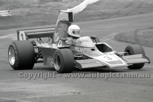 79640 - Chas Talbot, Lola T332c - Sandown 9th September 1979 - Photographer Darren House