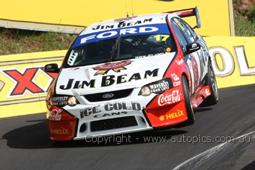 208740 - W. Luff / S. Owen - Ford Falcon BF - Bathurst 2008