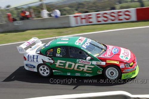 208741 - S. Richards / M. Winterbottom - Ford Falcon BF - Bathurst 2008