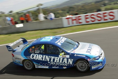 208745 - J. Courtney / D. Besnard Falcon BF - Bathurst 2008