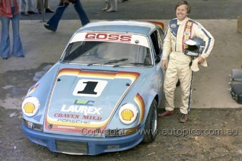76075 - John Goss, Porsche - Oran Park 1974 - Photographer Lance J Ruting