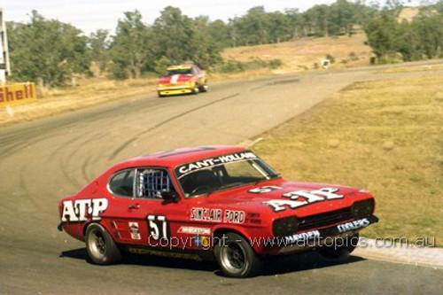 78052 - A. Cant / D. Holland Ford Capri - Oran Park 1978 - Photographer Lance J Ruting