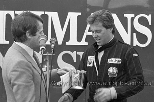 81062 - John Briggs  - Sandown 1981 - Photographer Darren House