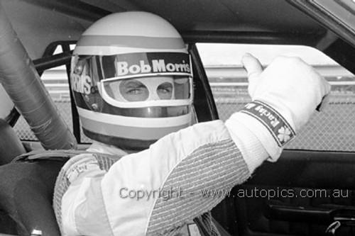 81063 -  Bob Morris, Falcon XD - Sandown 1981 - Photographer Darren House