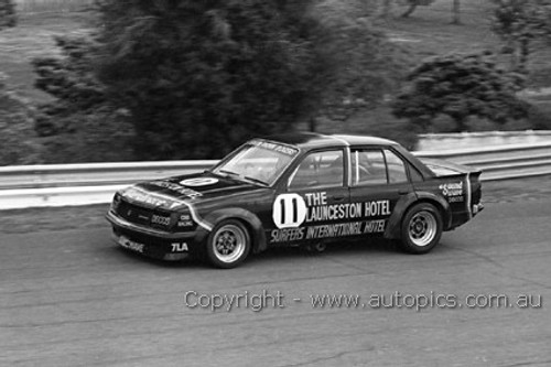81065 - G. Rogers / C. Benson - Holden Commodore VC  - Sandown 1981 - Photographer Darren House
