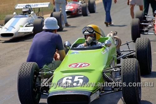 72526 - Brian Beasy, Coffey Formula Ford - Phillip Island 1972- Photographer Peter D'Abbs