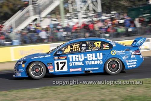 12713 - Alex Davison / James Moffat, Falcon FG - Bathurst 1000 - 2012  - Photographer Craig Clifford