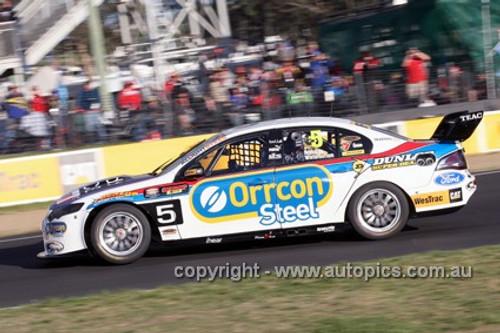 12715 - Steve Richards / Mark Winterbottom, Falcon FG - Bathurst 1000 - 2012  - Photographer Craig Clifford