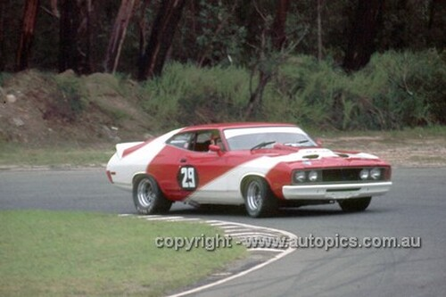 78054 - G. Willmington, Falcon - Amaroo Park 1978 - Photographer Neil Stratton