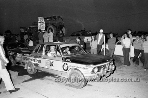 72901 - Paul Older, BMW - KLG Rally 1972- Photographer Lance J Ruting