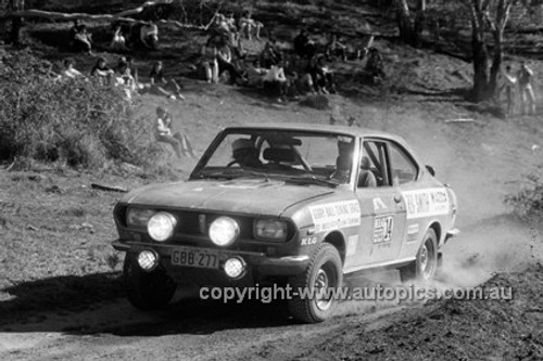 72904 - Ed Mulligan, Mazda - KLG Rally 1972- Photographer Lance J Ruting
