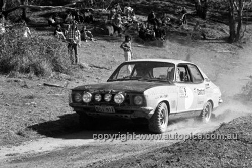 72907 - Holden Dealer Team, Torana - KLG Rally 1972- Photographer Lance J Ruting