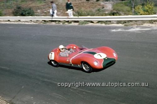 620067 -  Greg Cusack, Lola - Catalina Park Katoomba  1962 - Photographer Bruce Wells.