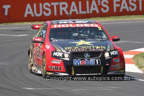 12719 - G. Tander / N. Percat, Holden Commodore VE2 - Bathurst 1000 -  2012  - Photographer Craig Clifford